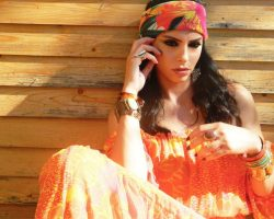 "Brigitte Yaghi Launches ""Ghajaria"" Video Clip"