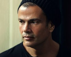 "Amr Diab Launches ""Maak Alby"" Video Clip"