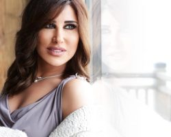 "Najwa Karam Launches ""Habibi Min"""