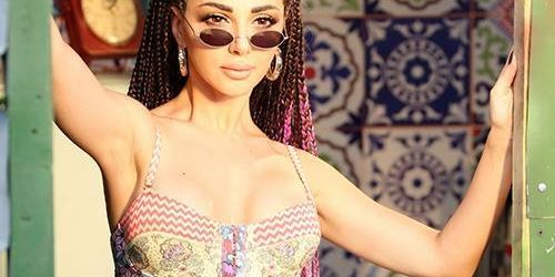 """Myriam Fares Launches """"Chouf Halak Alayi"""""""