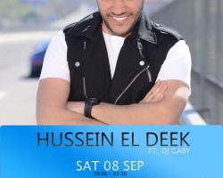 Layali Beirut Ft. Hussein El Deek 08/09 Melkweg Amsterdam