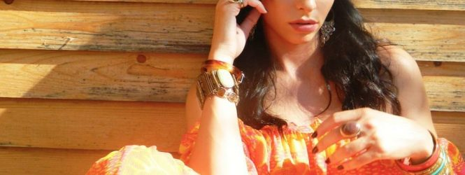 "Brigitte Yaghi Launches ""Ghajaria"" Video Clip"